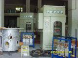 fornalha de derretimento de derretimento de alumínio da indução 200kg (GY-SCR160KW)