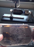 Engraver лазера Mini-6040 50W с роторным для чашек бутылок