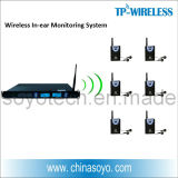 sistema simultáneo de la interpretación 2.4G para la reunión