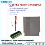 FC (Famicom) Pin 60 Nes 72 zum Pin-Adapter-Konverter mit Nes Kassetten-Kasten und Schraubenzieher