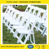 인기 상품 까만 옥외 정원 수지 접는 의자