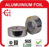 Ruban adhésif résistant de papier d'aluminium de vieillissement bon marché ignifuge
