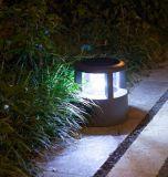Lumière solaire de pelouse de la décoration DEL de jardin