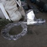 Plastiksprung-Ladevorrichtung für Belüftung-Extruder