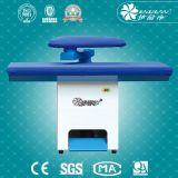 Пар Flatwork Ironer простыни прачечного гостиницы промышленный отжимая машину утюживя доски/таблицы