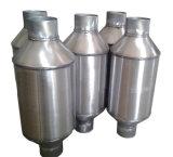 Convertisseur catalytique de LPG avec le catalyseur de nid d'abeilles en métal