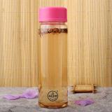 infuser della bottiglia di acqua 750ml, bottiglia di acqua del infuser, bottiglia di acqua di plastica del joyshaker del infuser