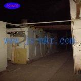 Una fornace per media frequenza utilizzata da 40 tonnellate
