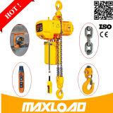 Fiducia 8 (0.8/8) M/Min una gru Chain elettrica da 1 tonnellata nella vendita calda