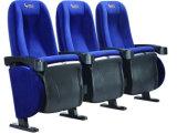 高い等級移動可能で青いファブリック映画館の椅子