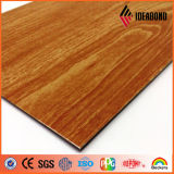 Тимберс ACP PE и PVDF ASTM Cetificated 1220*2440mm Coated