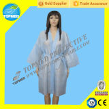 짠것이 아닌 PP Single Use Sauna Suits, SPA를 위한 Disposable Sauna Robe