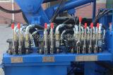 Plataforma de perforación hidráulica de la correa eslabonada DTH de Hf130y