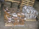 Parte antiusura, martello, alto pezzo fuso d'acciaio del manganese