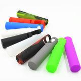 La batterie de l'affaire 18650 de silicones protègent des couleurs de l'affaire 19 de silicones pour la caisse de batterie des silicones 18650