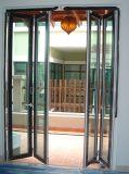 La puerta de oscilación sacó el perfil de aluminio
