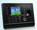 Biometric/RFID Zeit-Anwesenheits-System, IP-Fingerabdruck-Maschine