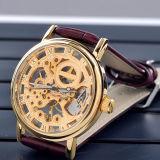 O relógio automático do estilo novo, forma o relógio Hl-Bg-090 do aço inoxidável