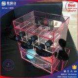 Toren van de Lippenstift van het Ontwerp van de Fabriek van China de Nieuwe Acryl Spinnende