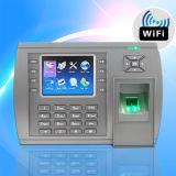De Lezer van de Kaart RFID en het Toegangsbeheer van de Vingerafdruk Met WiFi (USCANII/WiFi)