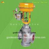 Pneumático duplo Sentado Válvula de Controle (GAZJHN)