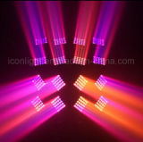 25PCS 10W Matrix Beam Moving Head para Disco Light (ICON-M065)