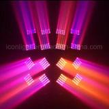 testa mobile del fascio della tabella di 25PCS 10W per l'indicatore luminoso della discoteca (ICON-M065)