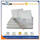 Azulejos falsos del techo de la fibra mineral cuadrada