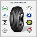 Tous les pneus radiaux en acier de camion et de bus avec le certificat 385/55r22.5 (ECOSMART 66) de CEE