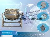 Варенье чайника нержавеющей стали Jacketed варя варя чайник (K-ST)