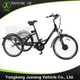 Helles Aluminiumlegierung-Feld-elektrisches Ladung-Dreirad