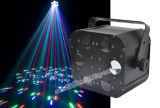 Os olhos do diodo emissor de luz seis iluminam-se (a luz do disco/clube noturno do diodo emissor de luz de 3*3W RGB)