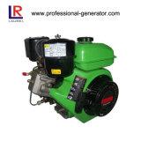 Motor diesel de la maquinaria de la agricultura con el solo aire del movimiento del cilindro 4 refrescado