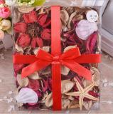 A flor natural, saco Home do Potpourri do refrogerador de ar da decoração, evita o costume da fragrância dos insetos