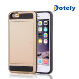 Deslizar la cubierta de la caja del teléfono móvil para el shell de la piel de la cubierta de la caja del teléfono iPhone7