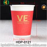 Одностеночный горячий бумажный стаканчик Espresso с подгонянным размером (HDP-0121)