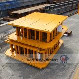 Grande pavimentazione completamente automatica/prezzo della macchina blocchetto cavità/dell'isolamento del calcestruzzo della scala Qt12-15