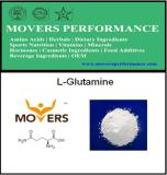 Fabrik-Zubehör-Aminosäure-Pflanzenquellc$l-glutamin (gegoren)