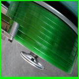A cinta verde do Webbing do animal de estimação do poliéster recicl a cinta do animal de estimação