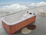 Monalisa STATION THERMALE extérieure de vente chaude à la mode long de natation de 5.5 mètres