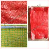 Plástico profissional saco tecido do engranzamento do saco que faz o fabricante da máquina