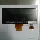 "Highbrightness 옥외 Use7 "" TFT 전시, 해결책 800X480, Capactive 접촉 위원회와 더불어, ATM0700d6 CT"