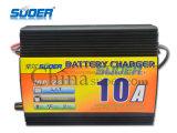 Cargador de batería de carga Four-Step del cargador de batería del modo de Suoer rápidamente 24V (MA-2410)