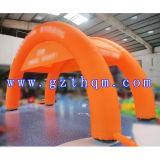 De opblaasbare Boog van de Reclame/Boog Arch/Inflatable van de Doek van Oxford de Opblaasbare Dubbele