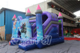 Castelo Bouncy combinado congelado inflável do Bouncer do tema com corrediça (CHB1128)
