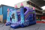 Gorila animosa congelada inflable del castillo del tema combinada (chb1128)