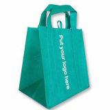 Sac à provisions tissé par pp stratifié d'emballage (LJ-81)