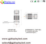 Conetores de poder do fio elétrico de Gj- Yw-20 3pin