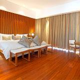 Interior suelo de bambú sólido de Strandwoven