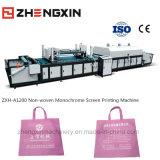 De niet Geweven Machine van de Druk van het Scherm van de Stof Materiële (zxh-A1200)